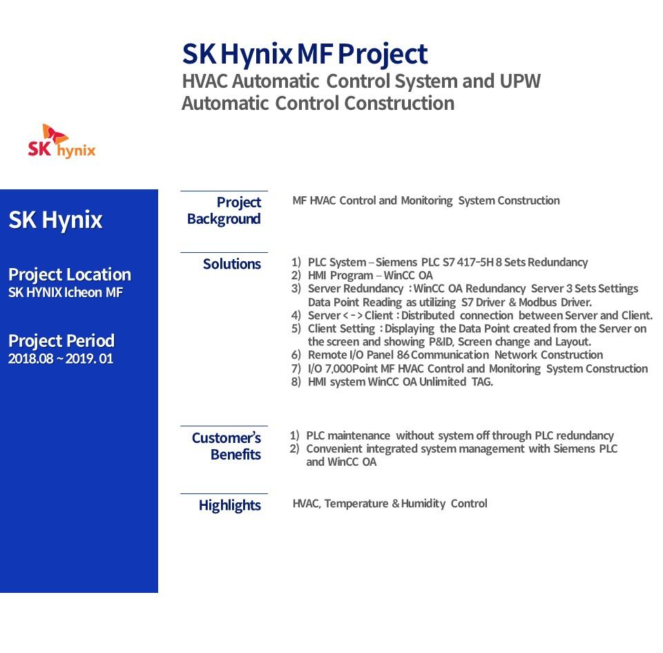 SK Hynix MF Project