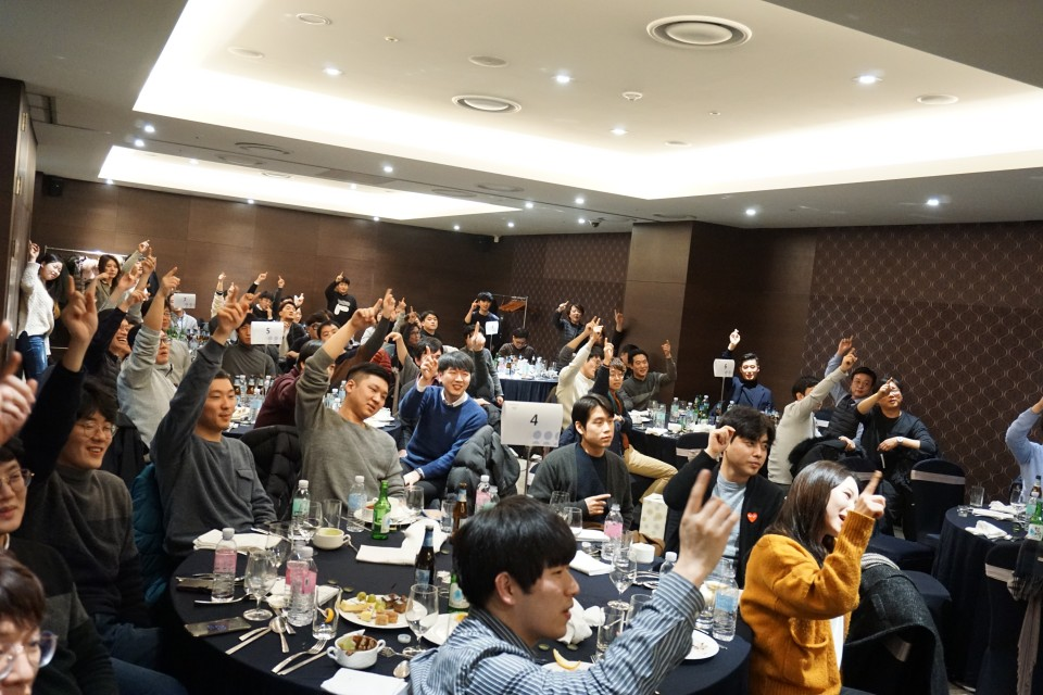 2018 Year-end Party