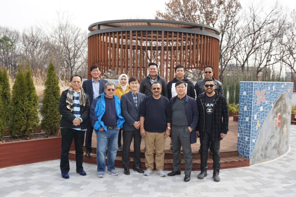 Malaysia TM visited ISAAC
