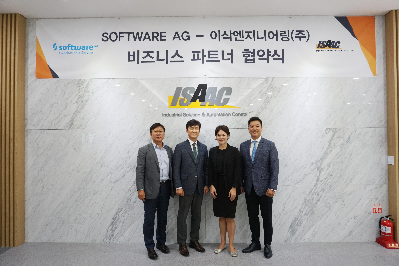 Software AG - ISAAC