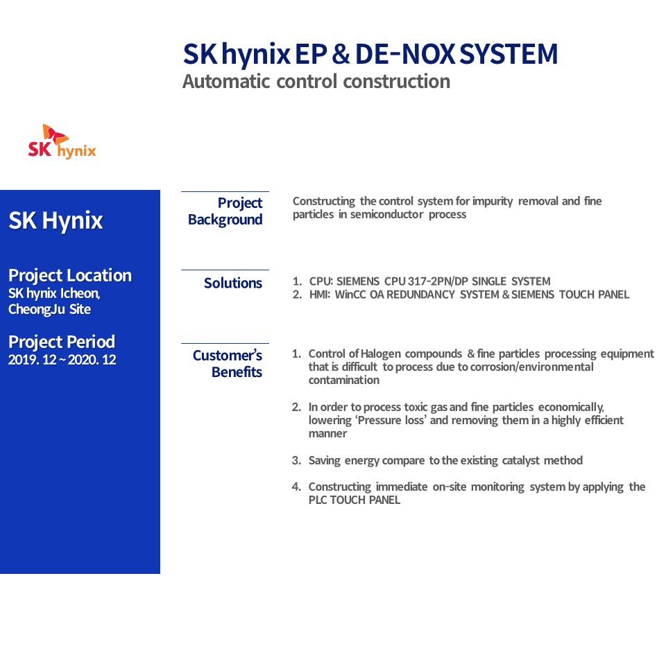 EP & DE-NOX SYSTEM